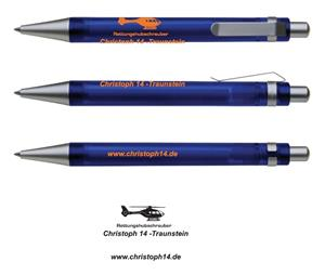 Kugelschreiber dunkelblau